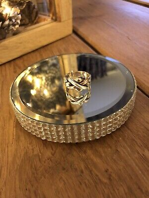 £155 • Buy 9ct Gold, White Gold And Rose Gold Ring