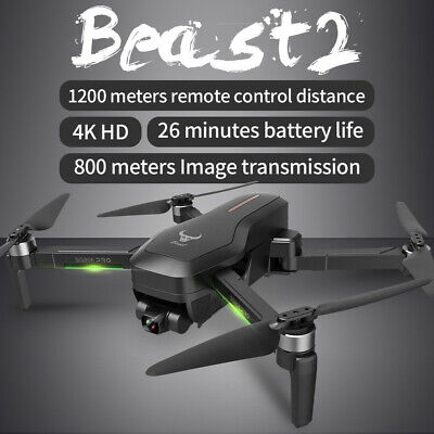 2020 SG906 Pro 2 1.2KM FPV 3-axis Gimbal 4K Camera Wifi GPS RC Drone Quadcopter • 175.60£