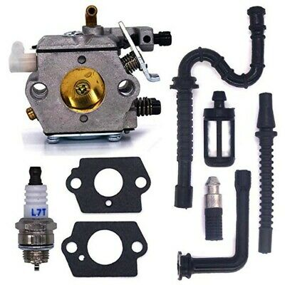 Carburetor Air Filter Line Set For Stihl Chainsaw 026 024 MS240 MS260 024S Parts • 12.99£