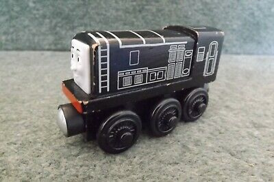 Wooden Thomas The Tank Engine Trains For Brio Train Sets -THE DEVIOUS DIESEL  • 5.99£