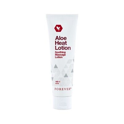 £12.49 • Buy Forever Living Aloe Heat Original Lotion Soothing Massage New 118ml