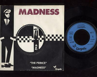 Madness - The Prince - French 7  Unique Sleeve - Ska Suggs Two 2 Tone Specials • 24.99£