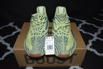 $ CDN363.31 • Buy Adidas Yeezy Boost 350 V2 Semi-Frozen Yellow Size 11.5  Pre Owned