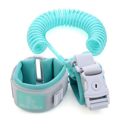 Anti Lost Band Safety Link Harness Toddler Child Kid Baby Wrist Strap Belt Reins • 5.99£