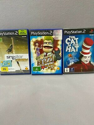 Playstation 2 PS2 Games List * Aussie Seller* Select From Drop Down Box • 7.28£