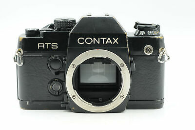 $ CDN64.80 • Buy Contax RTS II Quartz SLR Film Camera Body                                   #307