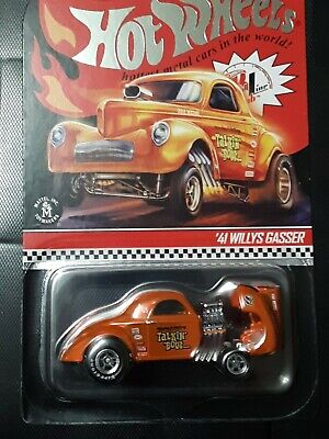 $75.50 • Buy Hot Wheels Rlc 41 Willys Gasser🏁talkin Bout🏁 4222/10000 Ships In Protecto Momc
