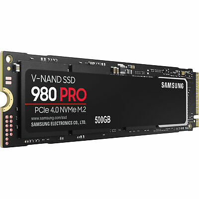 AU195 • Buy Samsung 980 PRO 500GB SSD M.2 2280 PCIe 4.0 Internal Solid State Drives