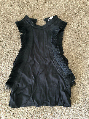 AU19.99 • Buy Alice McCall Black  The One  Top. Size AUS 6