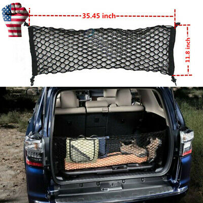 $19.99 • Buy Auto Accessories Interior Parts Car SUV Envelope Style Trunk Cargo Net Universal