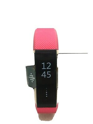 $ CDN55 • Buy Fitbit Alta Small Activity Tracker - Gold With Pink Strap