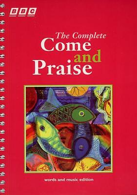 The Complete Come And Praise - Music Edition  Piano, Vocal And Guitar  Book Only • 16£