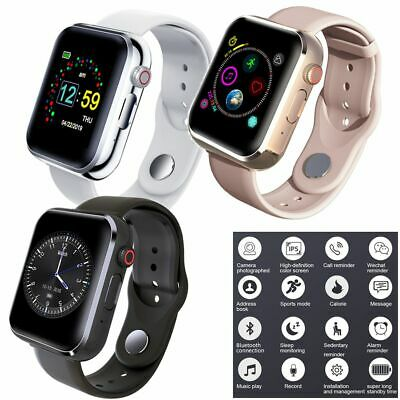 $ CDN23.67 • Buy Smart Watch Fitness Tracker Wristwatch For Android Samsung Huawei LG IOS IPhone