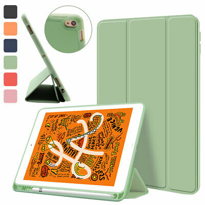 AU28.79 • Buy For IPad Air/ Pro 10.5 Inch 2019 Smart Case Leather Cover With Pencil Holder AU