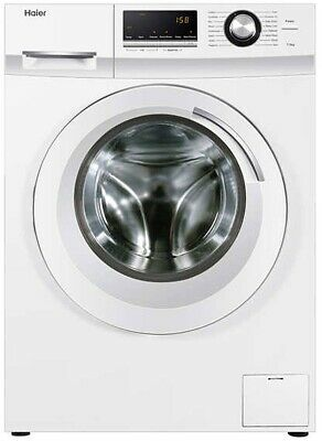 AU529 • Buy Haier 7.5kg Front Load Washing Machine HWF75AW2 | Greater Sydney Only