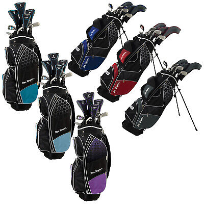 AU278.41 • Buy 2021 Ben Sayers M8 Golf Package Sets Select Mens Ladies Youth Kid Stand Cart Bag