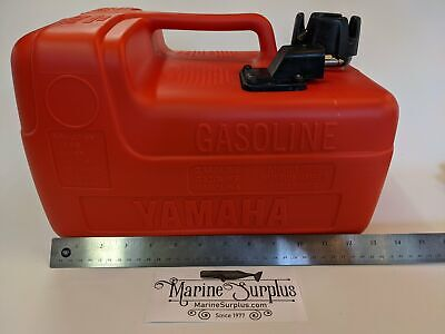 AU139.25 • Buy Yamaha 3 Gallon Outboard Gas / Fuel Tank - NEW OEM - 3 Gal, 12 Litres