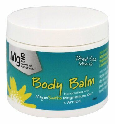 Mg12 Body Balm With Magnesium Oil And Arnica • 32.53£