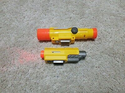 AU15 • Buy Nerf Recon Upgrade Kit - Scope And Tactical Light / Red Dot - Suit Any Blaster