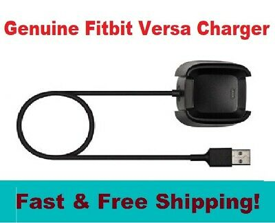 $ CDN13 • Buy Genuine Fitbit Versa 1 & Versa Lite, Charging Dock Station Cable Cord Charger