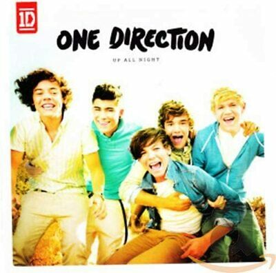 £4.99 • Buy One Direction   Up All Night.   Brand New And Sealed