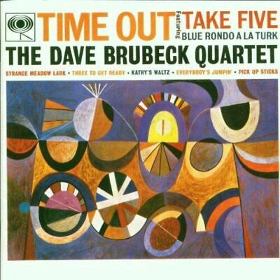 £6.85 • Buy Dave Brubeck Quartet - Time Out Take Five - New Cd
