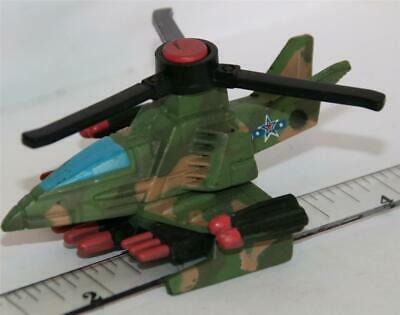 £4.92 • Buy MICRO MACHINES MILITARY AIRCRAFT Galaxy Voyagers Zi-9000 Assault Copter # 3