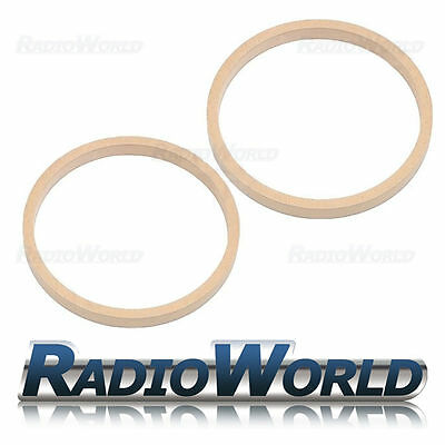£6.89 • Buy 8  200mm MDF Speaker Spacer Mounting Rings 18mm Thick ID 182mm ED 202mm Pair