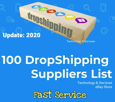 $0.99 • Buy 100 DropShipping Suppliers List ✅ $0.99 ✅ Drop Shipping ✅ UPDATE 2020