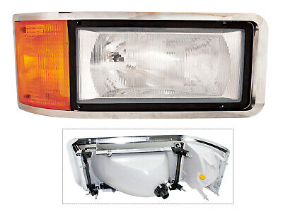 $123.79 • Buy For Headlamp With Bulb 93-06 CH 91-07 CL Passenger Right RH Side MK2503100