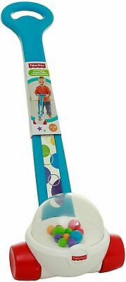 £13.99 • Buy Fisher-Price Corn Popper, Toddler Push Walk & Push Toy, With Ball-popping Sounds