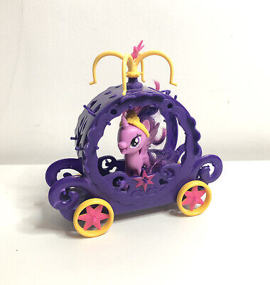 My Little Pony Cutie Mark Magic Princess Twilight Sparkle Charm Carriage (19) • 12£