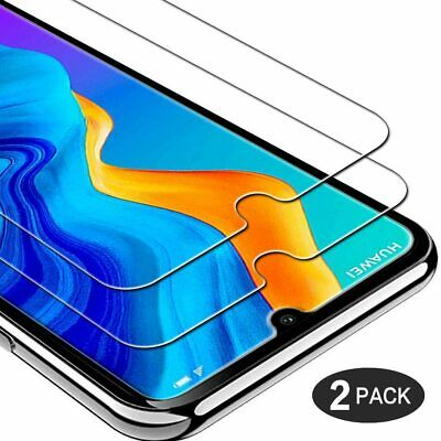 Gorilla Glass Screen Protector For Huawei P20 P30 Pro Lite Y6 Y7 P Smart Fully • 2.99£