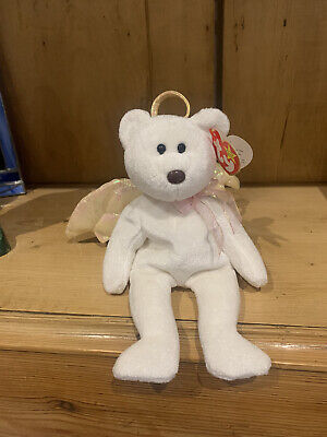 £5000 • Buy Vary Rare 'Halo' TY Beanie Baby From 1998 With Rare Brown Nose