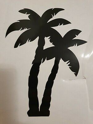 £11 • Buy Palm Tree Tropical Wall Art Vinyl Decal Sticker Camper T3 T4 T5 Van Car 56X75cm
