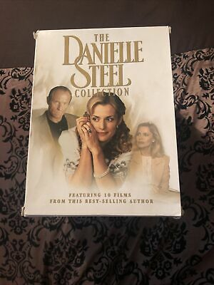 THE DANIELLE STEEL COLLECTION : 10 DVD SET - Used Very Good, Free Postage (79) • 22.99£