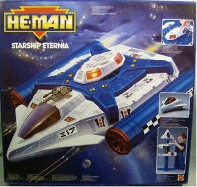 $449.99 • Buy Starship Eternia Playset New Adventures Of He-Man Masters Of The Universe READ!