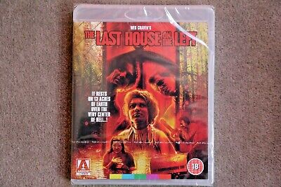 £14.78 • Buy Blu-ray The Last House On The Left    ( Arrow ) New Sealed Uk Stock