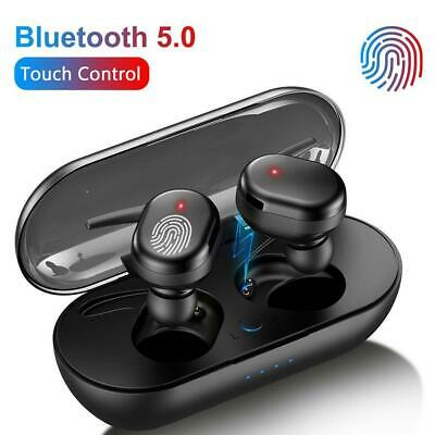 $ CDN8.63 • Buy Wireless Bluetooth 5.0 Earphones Headphones TWS Earbuds Waterproof Headset 2020.