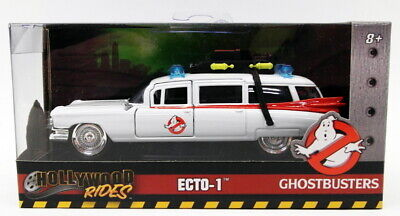 Jada Appx 1/43 Scale Model Car 99748 - Ghostbusters Ecto-1 • 24.99£