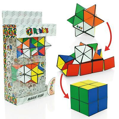 £4.99 • Buy Rubik's Magic Star - Fun Puzzle Cubes & Stress Relievers For Kids And Adults