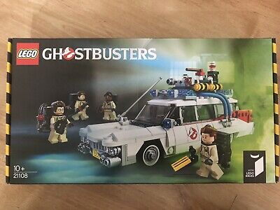 LEGO Ideas Ghostbusters Ecto-1 (21108) - 100% Complete • 74.95£