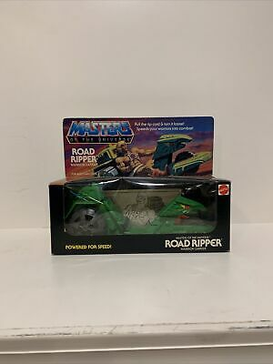 $249 • Buy NEW Masters Of The Universe MOTU Road Ripper He Man 1983 MISB