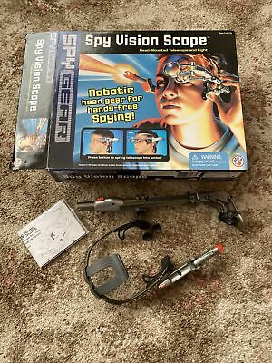 £8 • Buy Spy Gear - Spy Vision Scope By Vivid Imaginations - Complete - Excellent