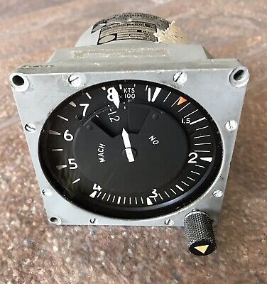 RAF Tornado Combined Speed Indicator From ZD740 • 60£