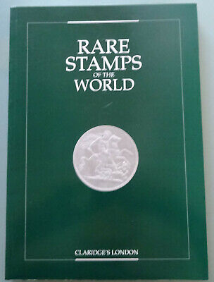 £9.50 • Buy Rare Stamps Of The World - Claridge's Stamp Catalogue - 24-26 Jul 1997