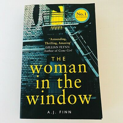 AU19.95 • Buy The Woman In The Window By Gillian Flynn Paperback - FREE POST