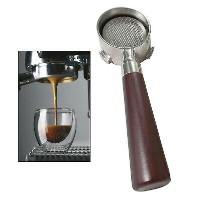 AU33.18 • Buy 51mm Coffee Bottomless Portafilter For Delonghi EC680/EC685 Filter Replacement