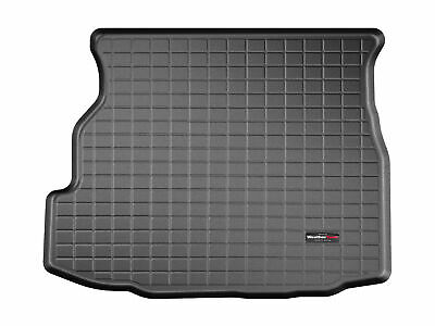 $137.95 • Buy WeatherTech Cargo Trunk Liner For Subaru Impreza WRX STi 2004-2007 Black