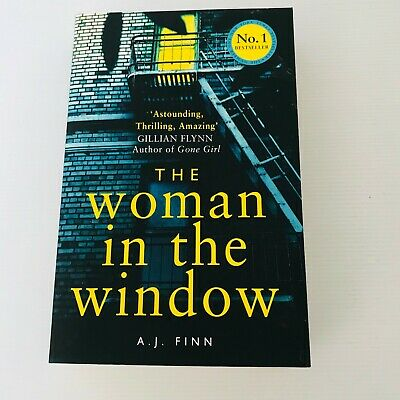 AU17.95 • Buy The Woman In The Window By A.J. Finn Paperback - FREE POST